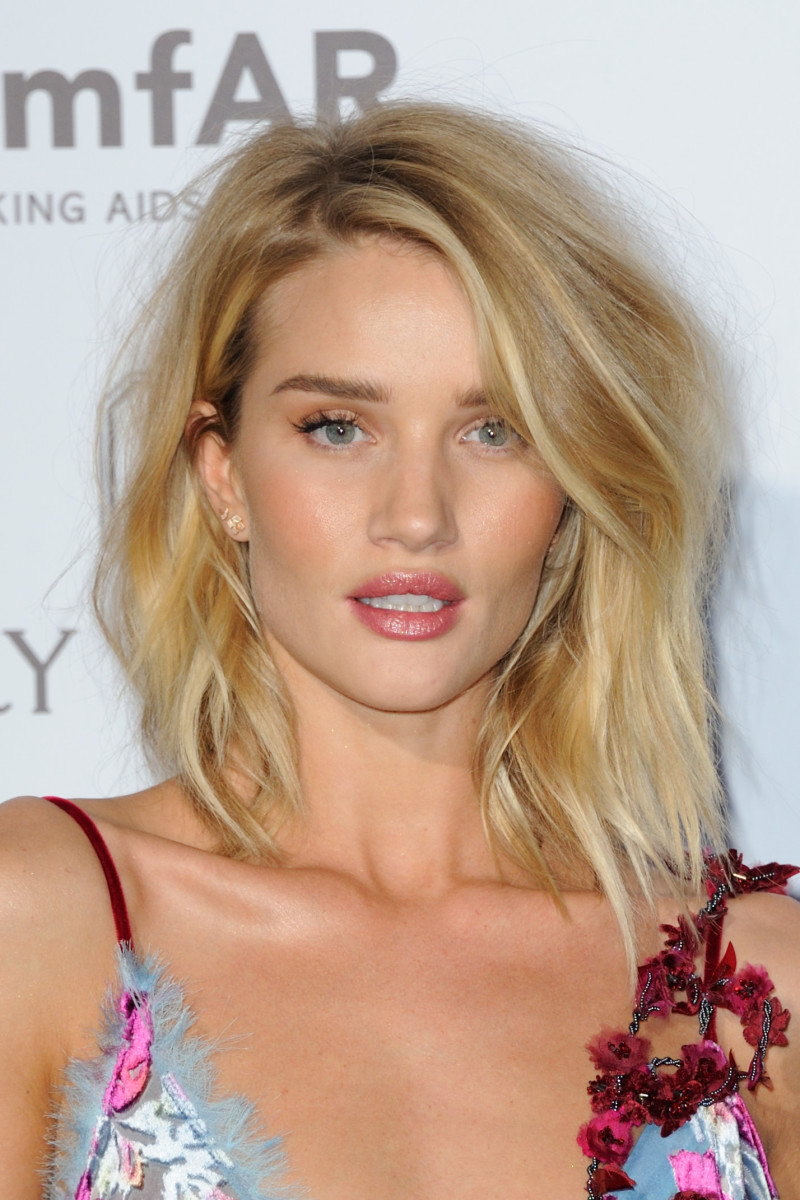 Rosie Huntington-Whiteley, Lancome 80th anniversary party, 2015