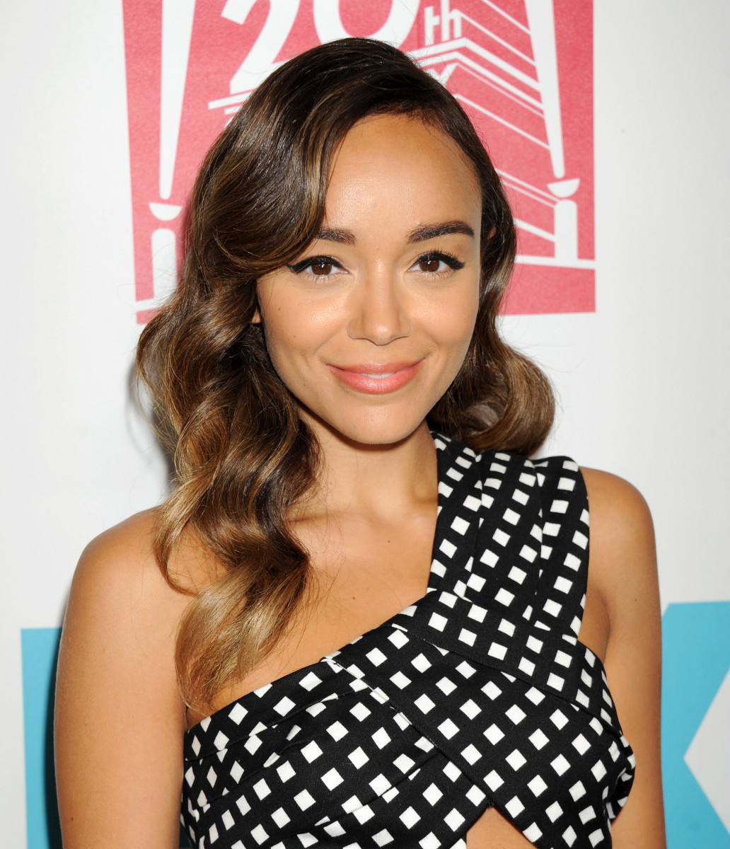 Ashley Madekwe, 20th Century Fox Comic-Con party, 2015