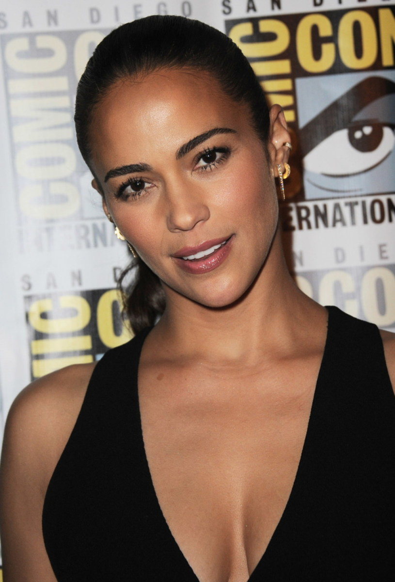 Paula Patton, Legendary Pictures Comic-Con presentation, 2015