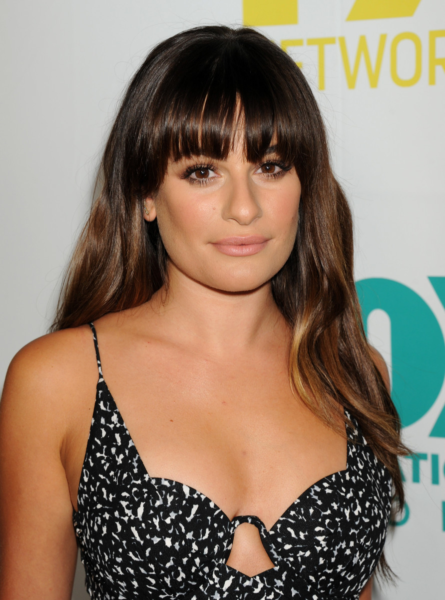 Lea Michele, 20th Century Fox Comic-Con party, 2015