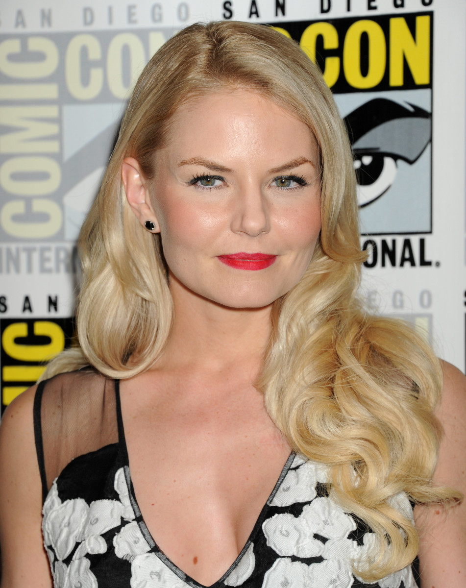 Jennifer Morrison, Once Upon a Time Comic-Con press line, 2015
