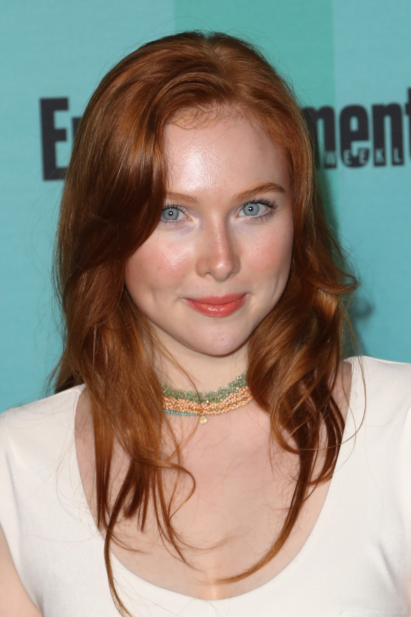 Molly Quinn, Entertainment Weekly Comic-Con party, 2015