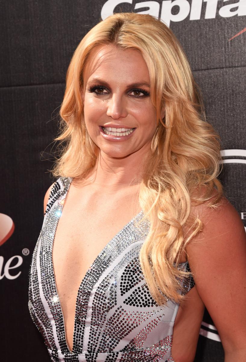 Britney Spears, ESPY Awards 2015