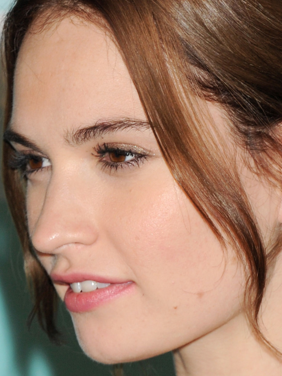 Lily James, Entertainment Weekly Comic-Con party, 2015