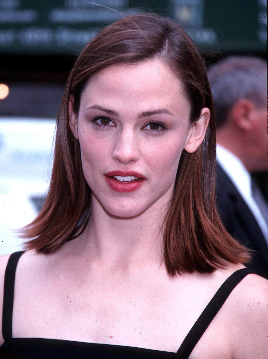 Jennifer Garner, ABC Up Front party, 2001