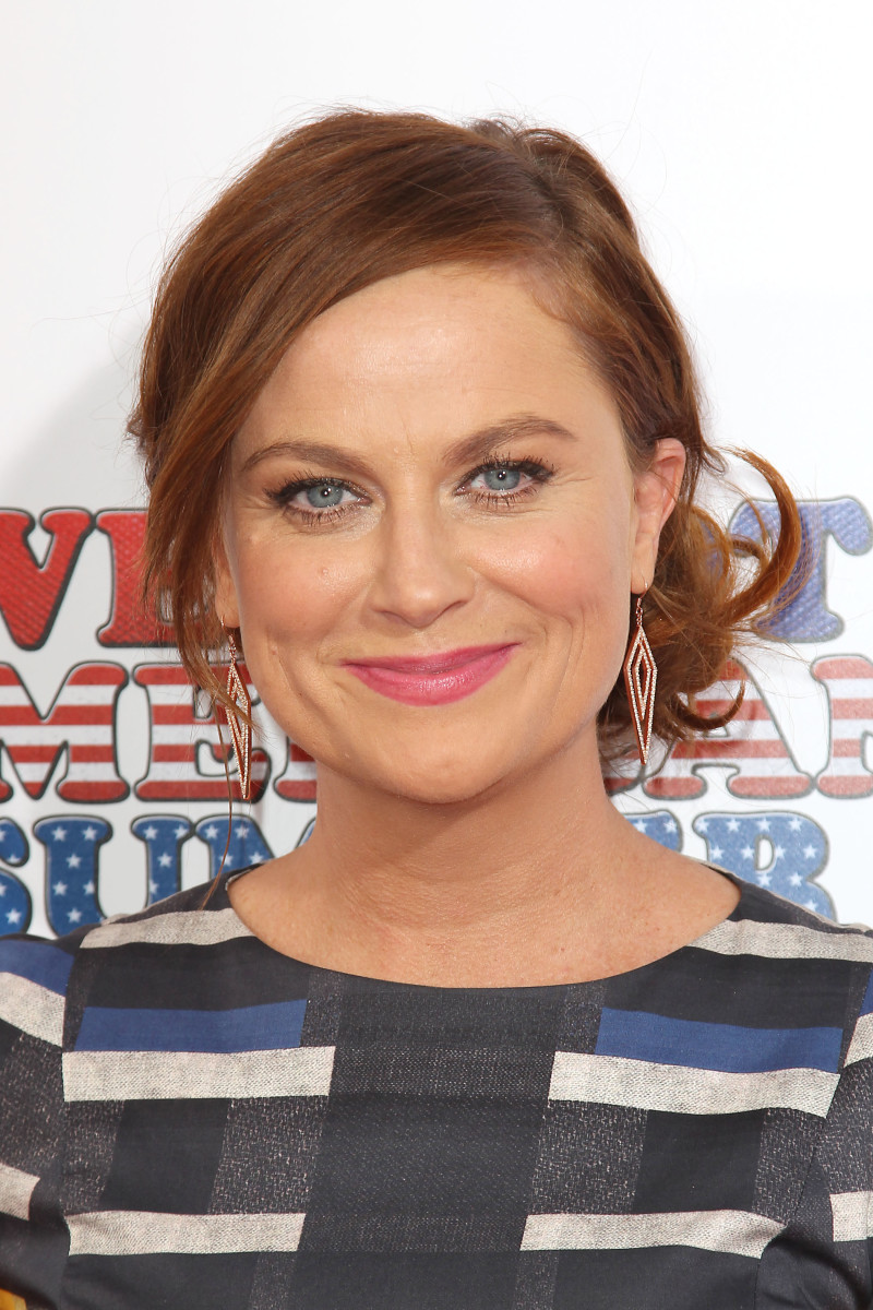 Amy Poehler, Wet Hot American Summer First Day of Camp premiere, 2015