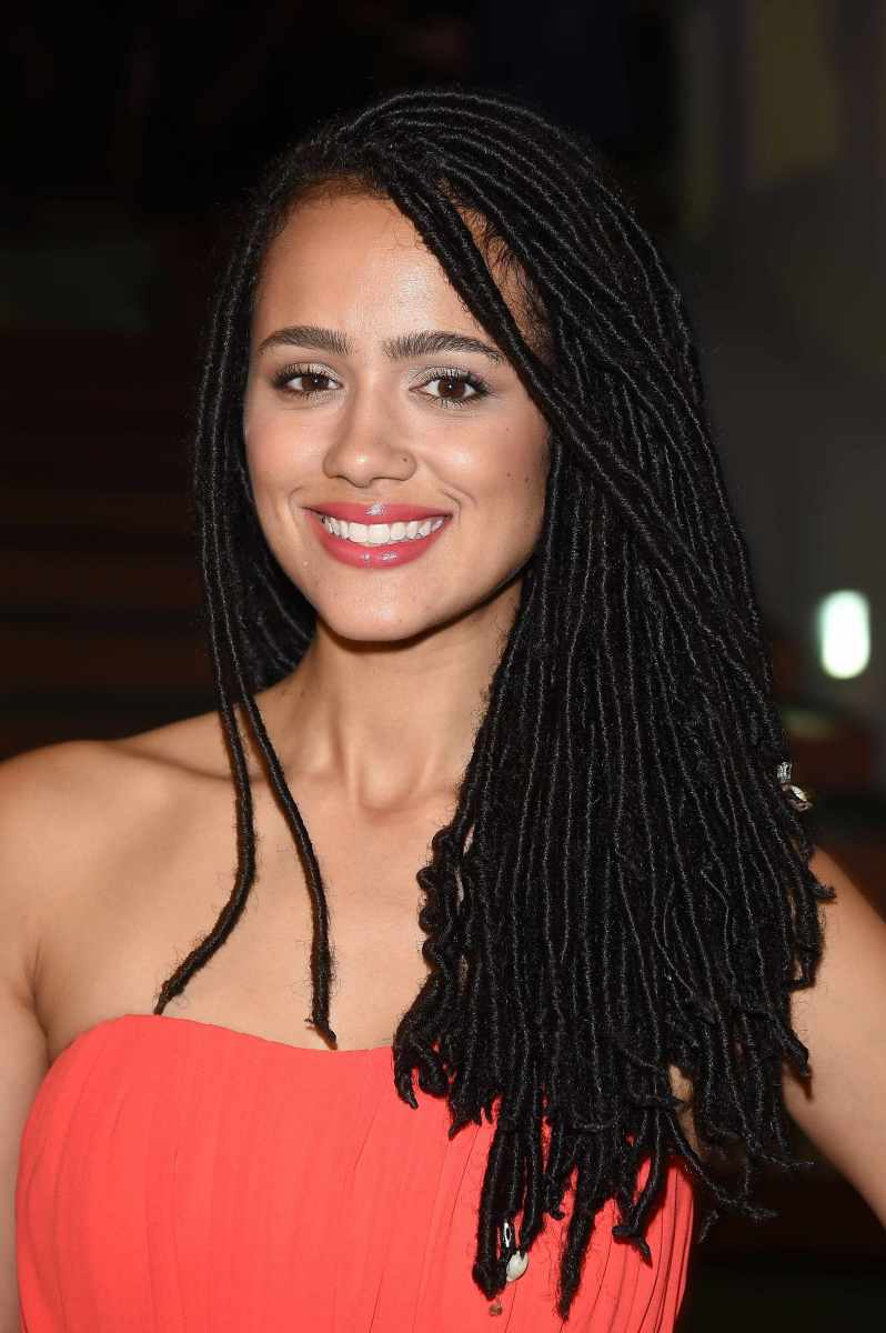 Nathalie Emmanuel, Ischia Global Film and Music Fest, 2015