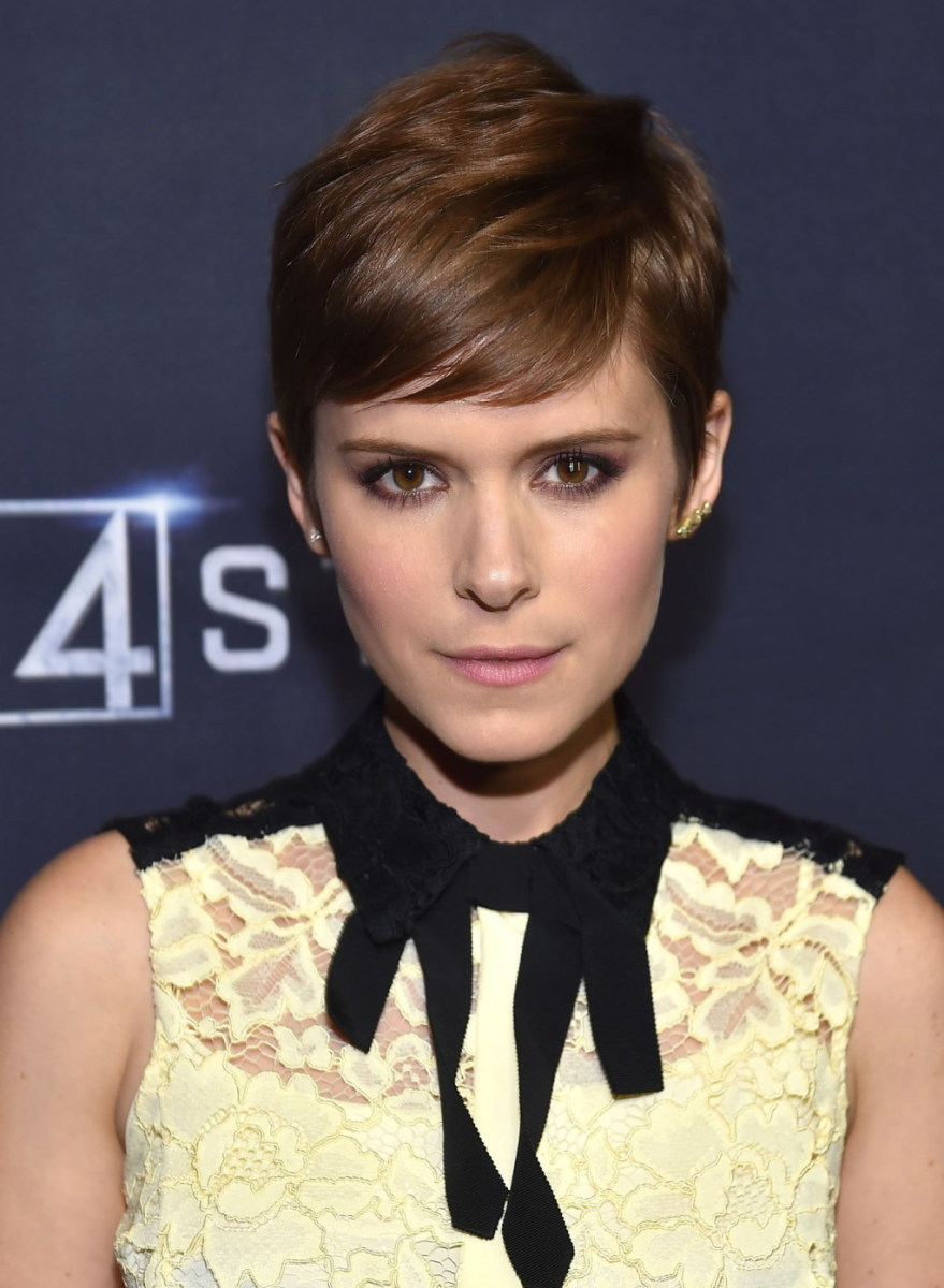 Kate Mara, Fantastic Four VIP screening, 2015