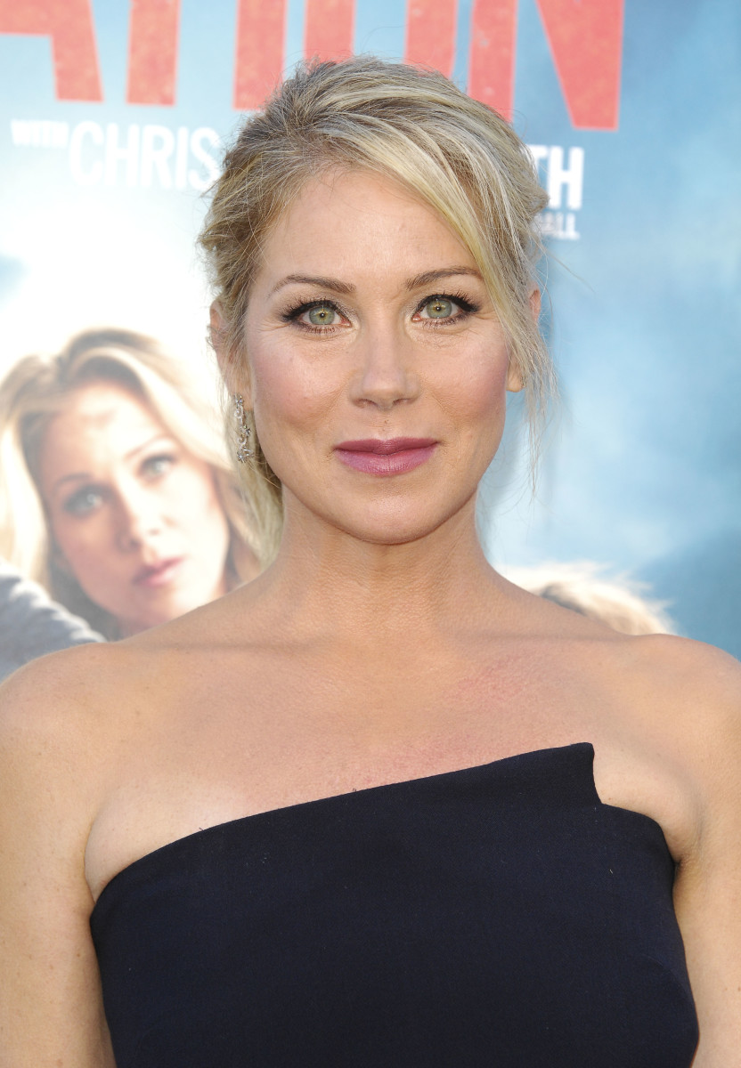 Christina Applegate, Vacation premiere, 2015