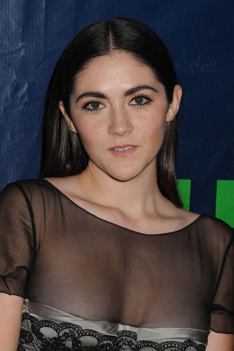 Isabelle Fuhrman, CBS, Showtime and The CW Summer TCA Tour party, 2015