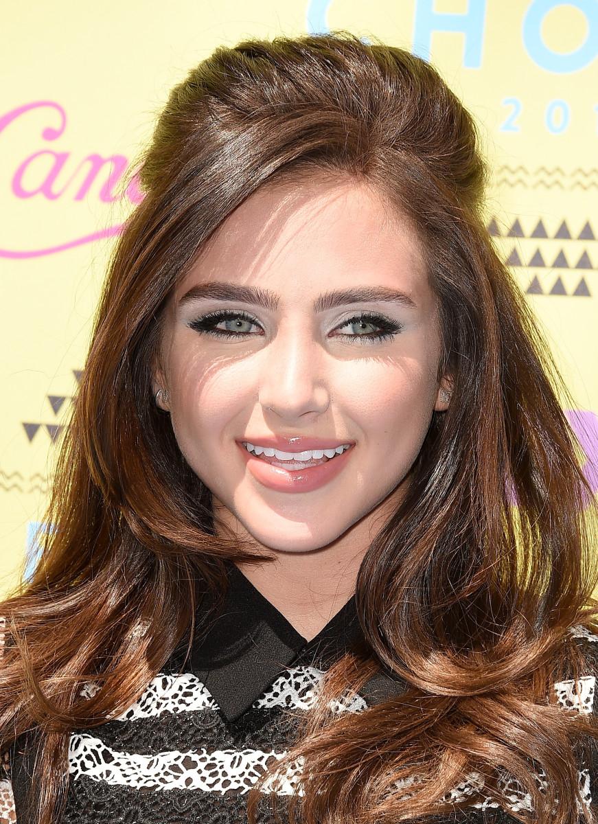 Ryan Newman, Teen Choice Awards 2015