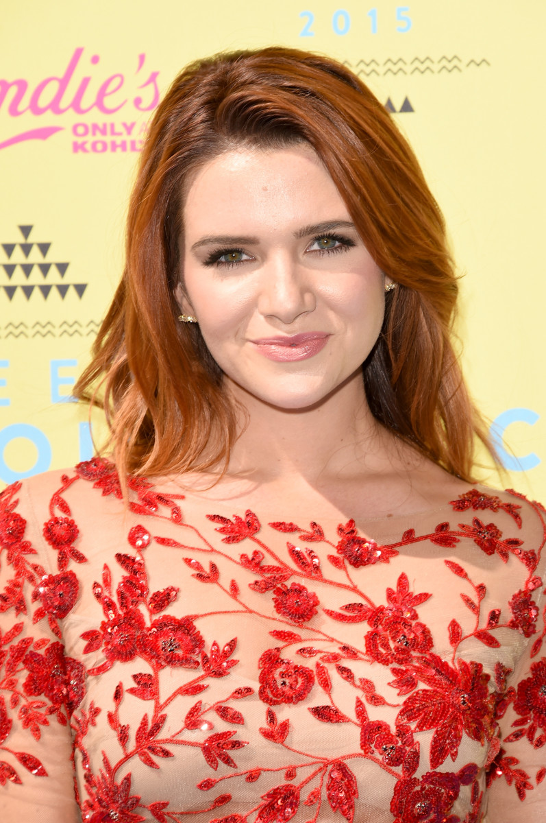 Katie Stevens, Teen Choice Awards 2015