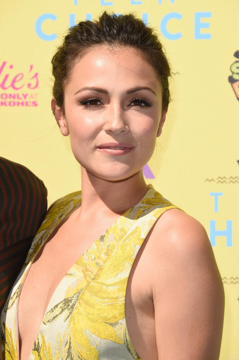 Italia Ricci, Teen Choice Awards 2015
