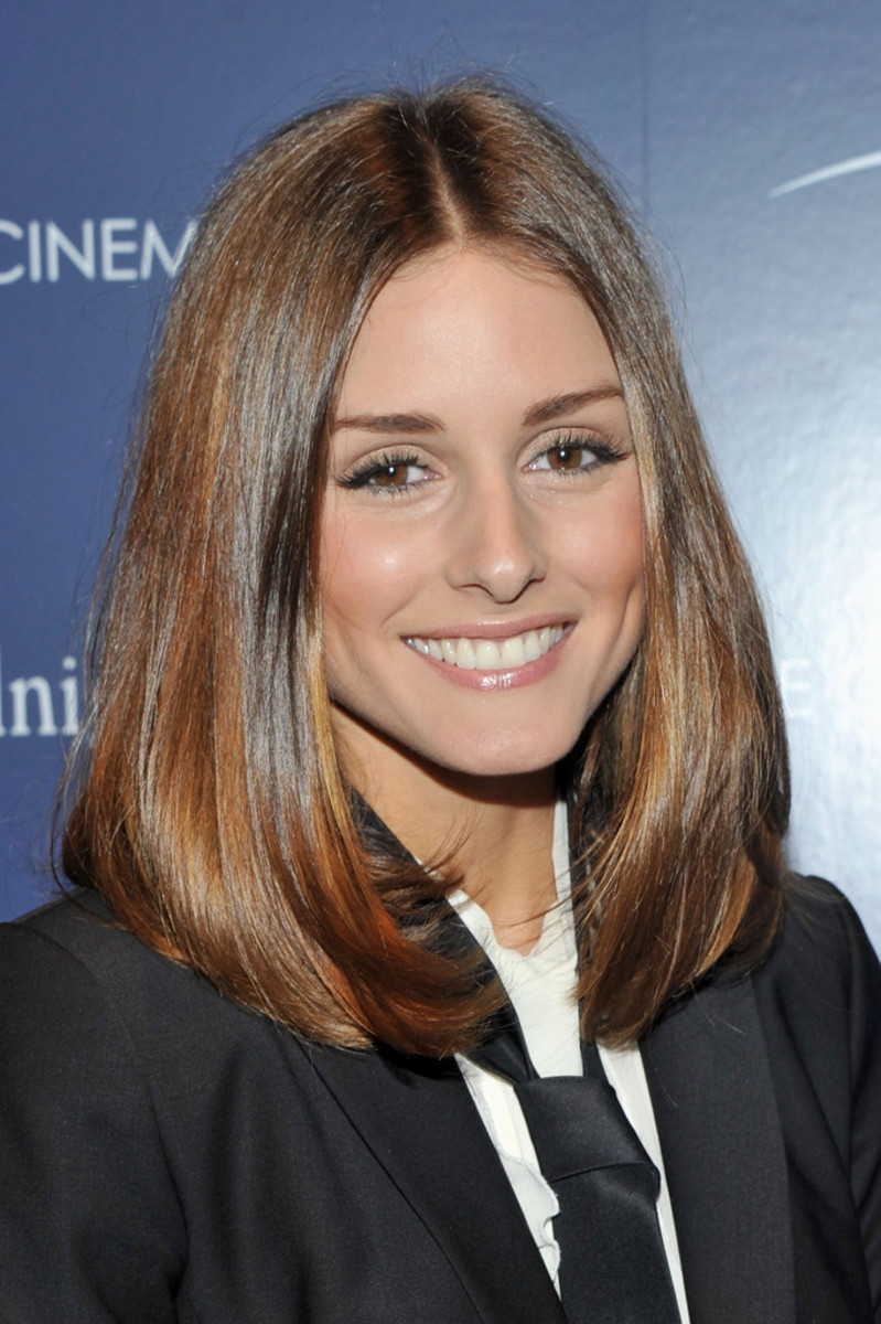 Olivia Palermo, Midnight in Paris screening, 2011