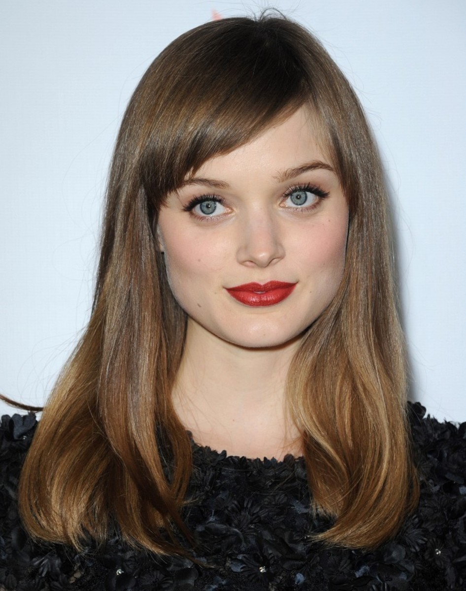 Bella Heathcote, G'Day USA Gala, 2013