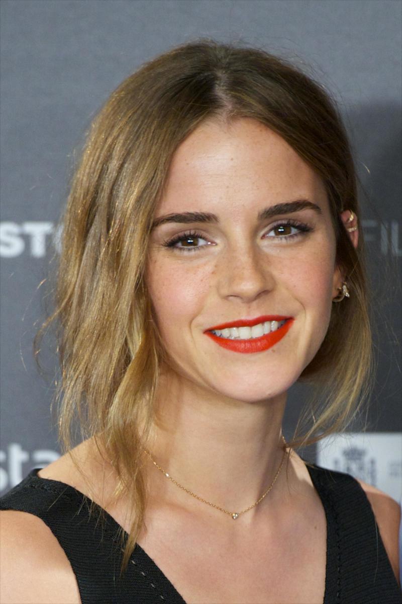 Emma Watson, Regression Madrid photocall, 2015