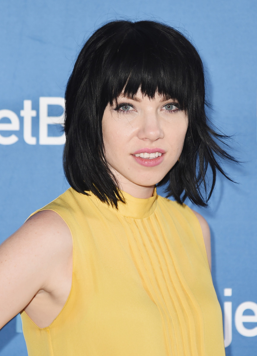 Carly Rae Jepsen, Jetblue Live from T5 at JFK airport, 2015