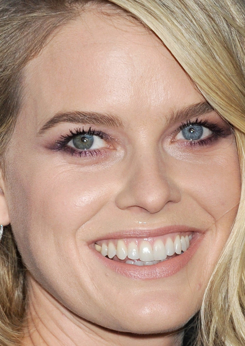Alice Eve, Before We Go premiere, 2015