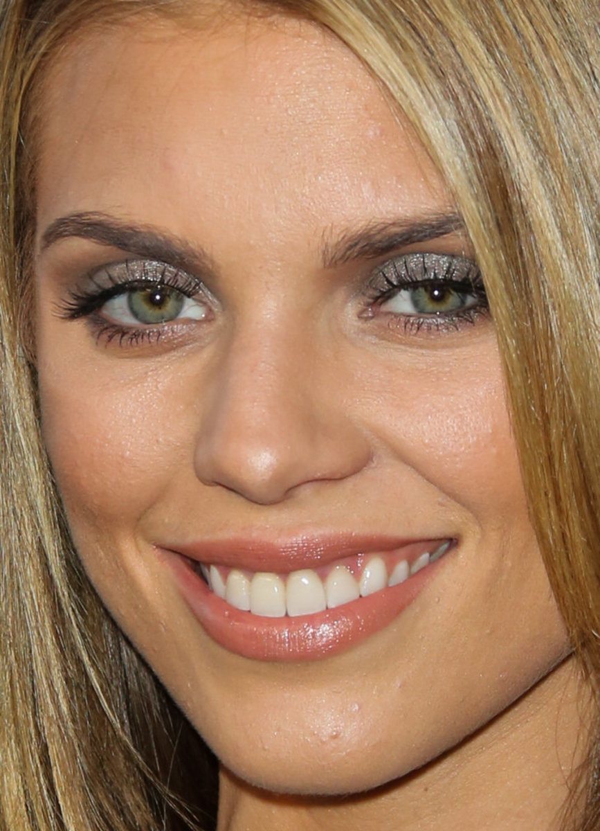 AnnaLynne McCord, The Perfect Guy premiere, 2015