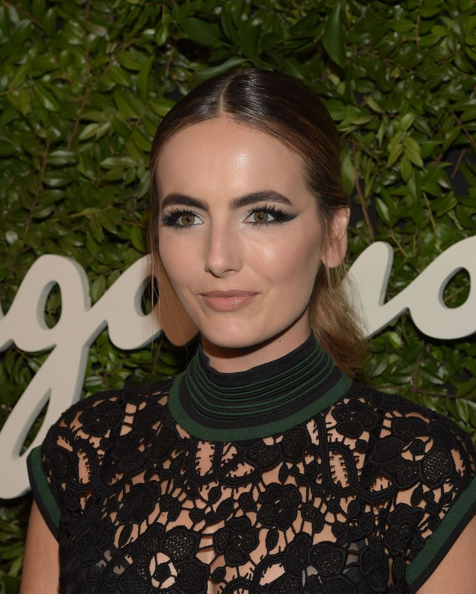 Camilla Belle, Salvatore Ferragamo 100th year celebration, 2015