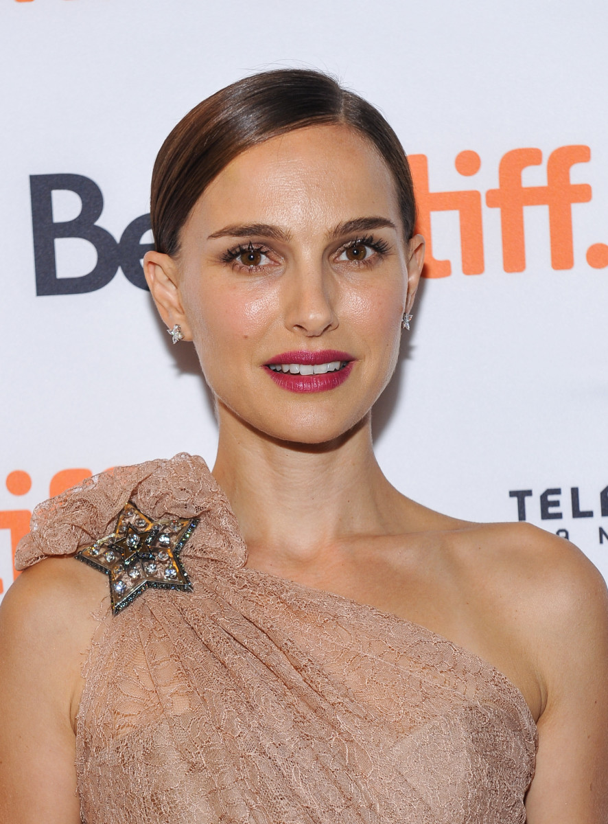 Natalie Portman, A Tale of Love and Darkness Toronto premiere, 2015