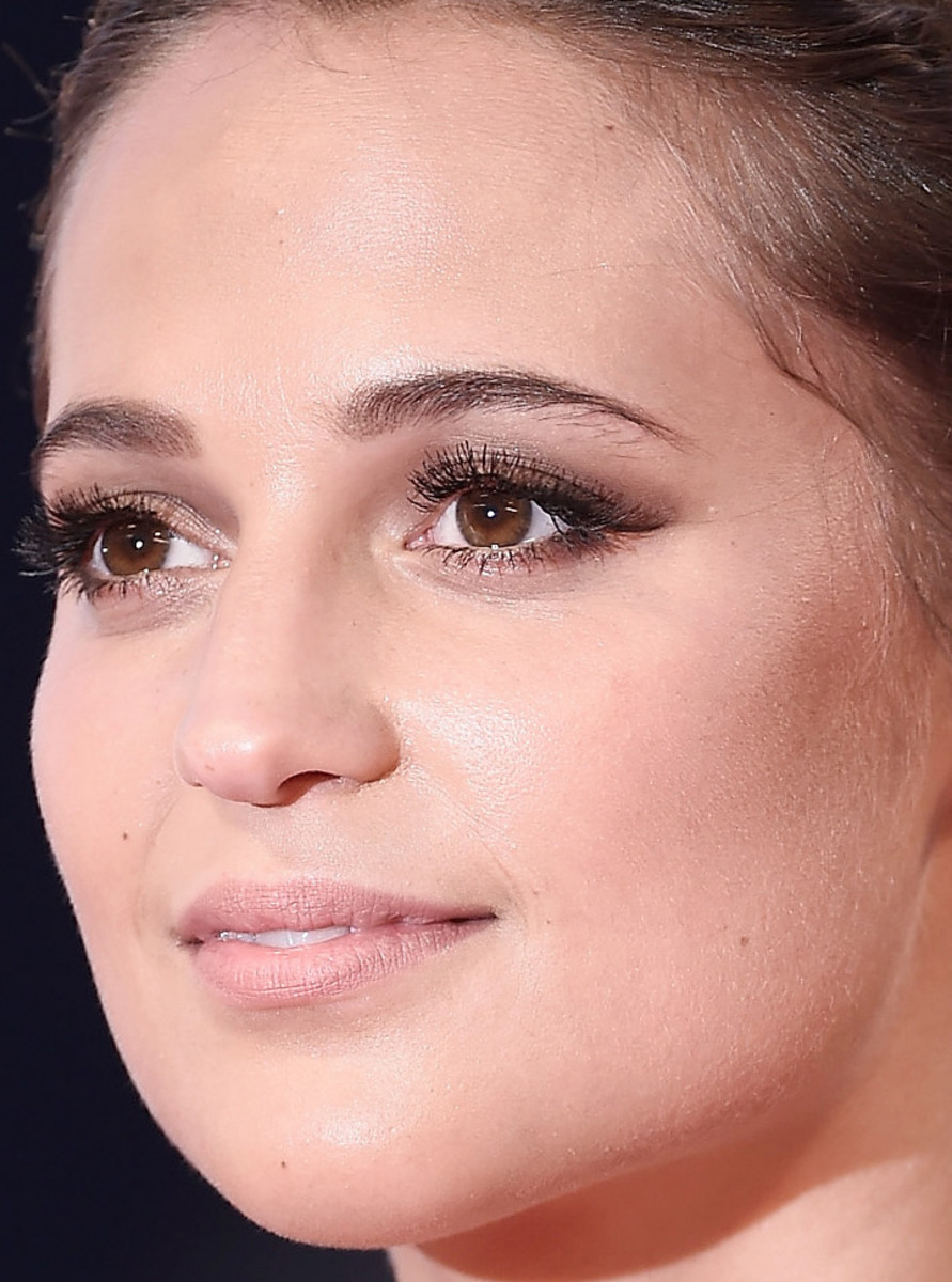 Alicia Vikander, The Danish Girl Venice premiere, 2015