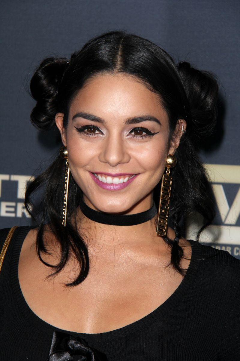 Vanessa Hudgens, Jeremy Scott The People's Designer premiere, 2015