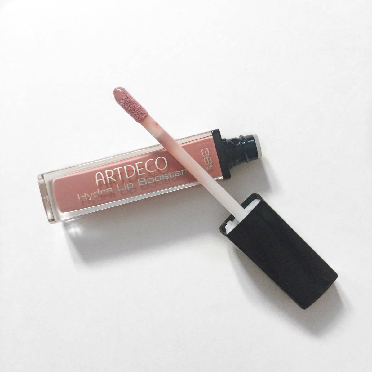 ARTDECO Hydra Lip Booster in Translucent Rosewood