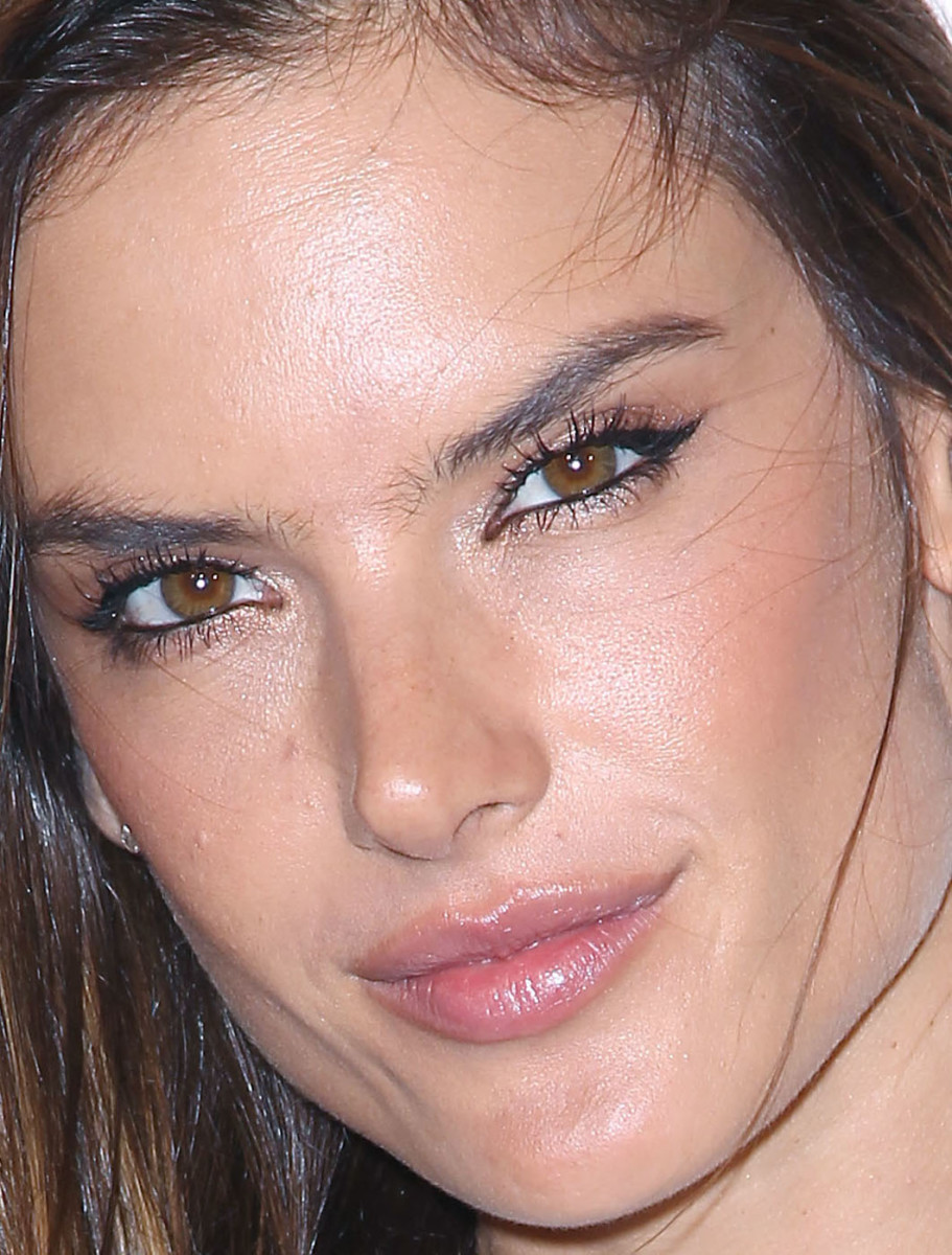 Alessandra Ambrosio, Michael Kors Gold Collection fragrance launch, 2015