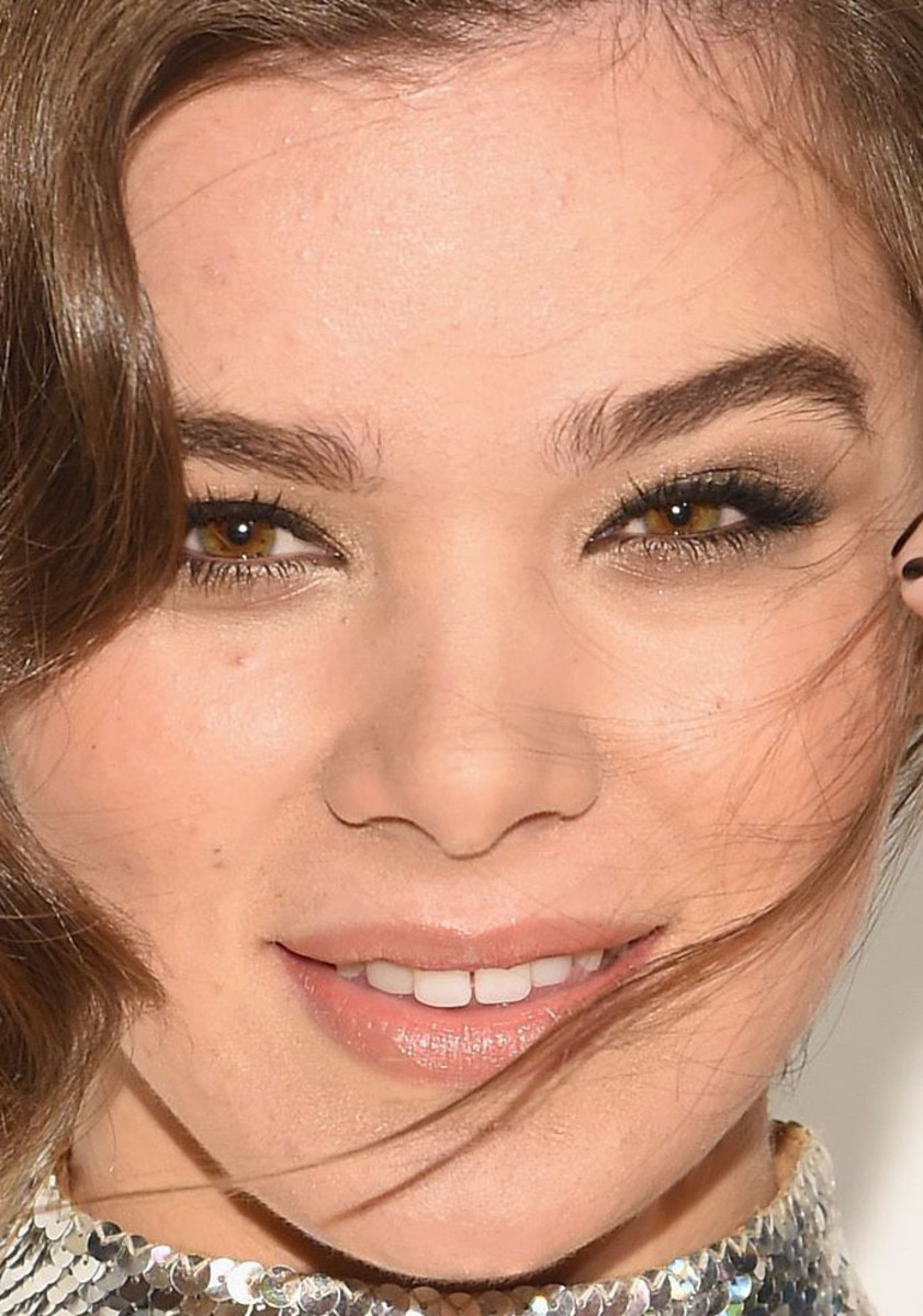 Hailee Steinfeld, Michael Kors Gold Collection fragrance launch, 2015