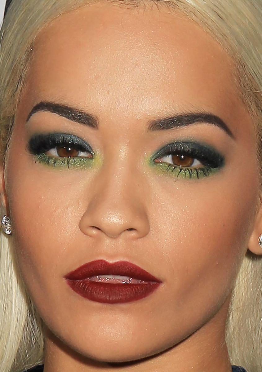 Rita Ora, Harper's Bazaar Icons event, 2015