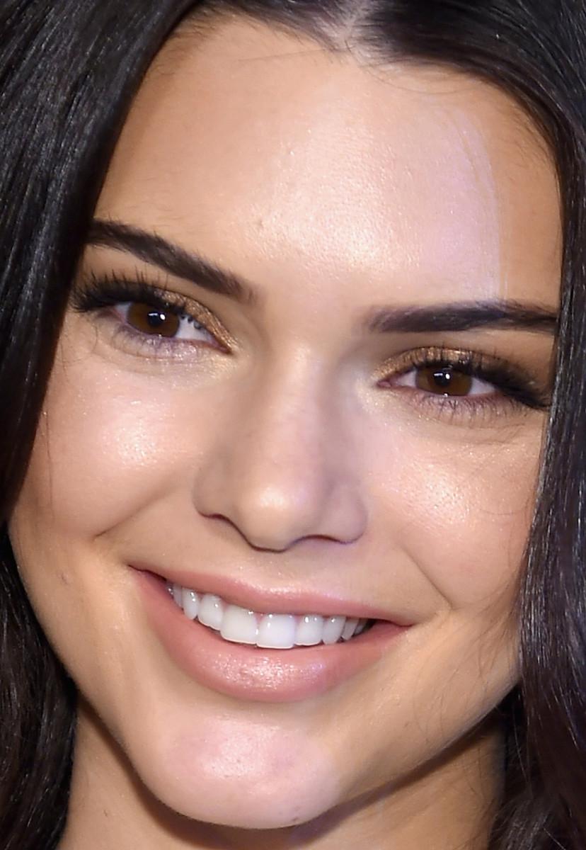 Kendall Jenner, Harper's Bazaar Icons event, 2015