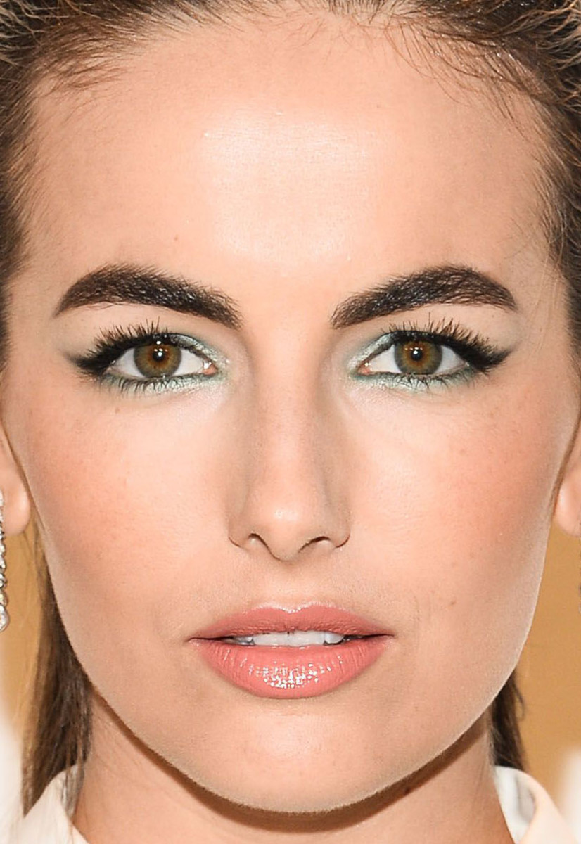 Camilla Belle, Michael Kors Gold Collection fragrance launch, 2015