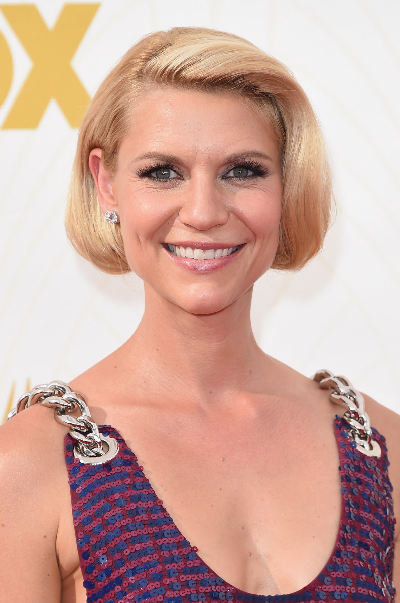 Claire Danes, Emmy Awards 2015