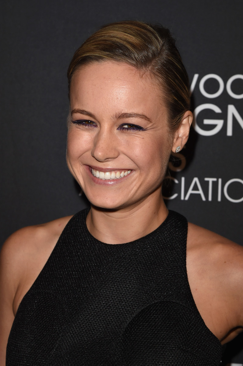 Brie Larson, InStyle HFPA party, TIFF 2015