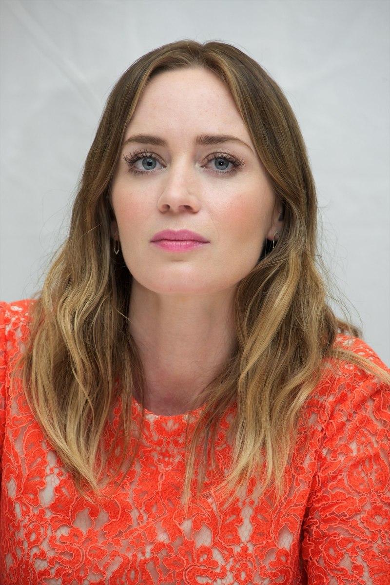 Emily Blunt, Sicario press conference, TIFF 2015