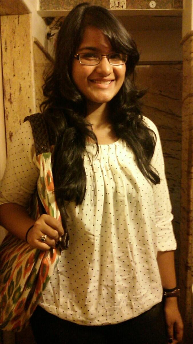 Hair consultation - Kiran