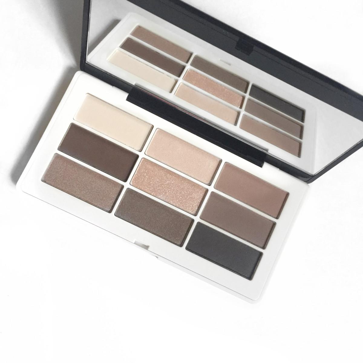 HM Eye Colour Palette
