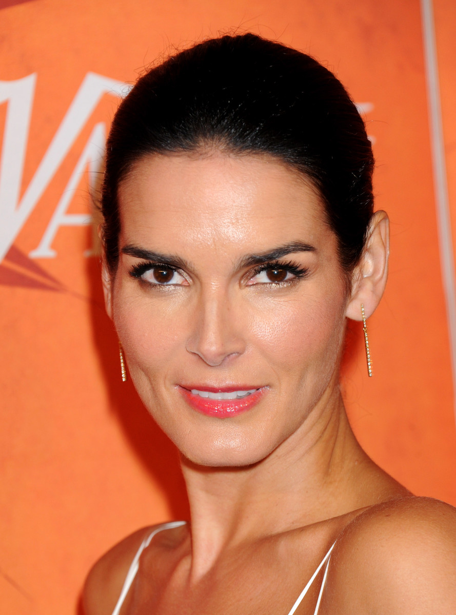 Angie Harmon, Variety and Women in Film pre-Emmy celebration, 2015