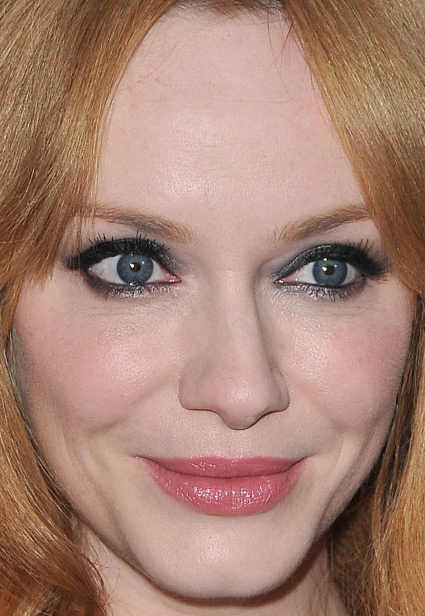 Christina Hendricks, Entertainment Weekly pre-Emmy party, 2015