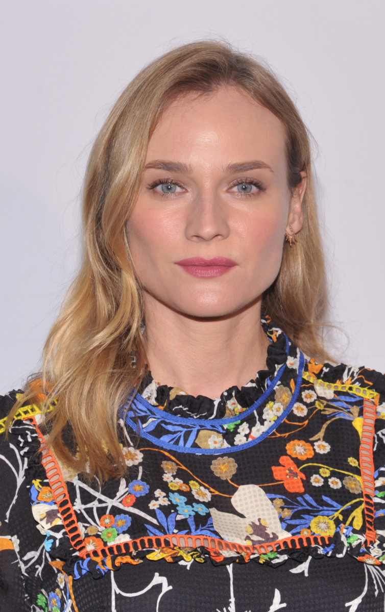 Diane Kruger, Fashion 4 Development Official First Ladies luncheon, 2015