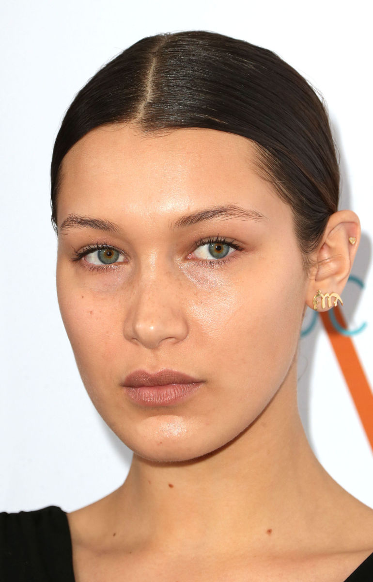 Bella Hadid, Fashion Los Angeles Awards 2015