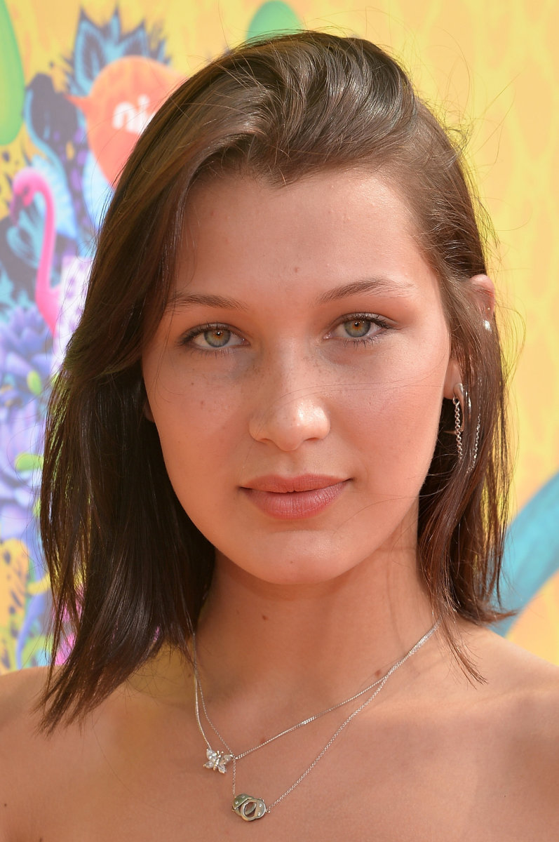 Bella Hadid, Kids' Choice Awards 2014