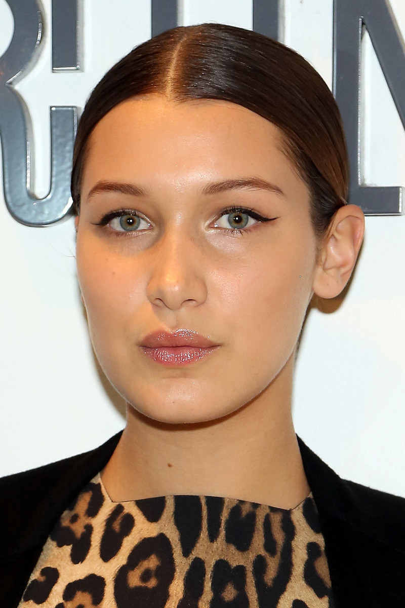 Bella Hadid, Teen Vogue Sportmax event, 2014