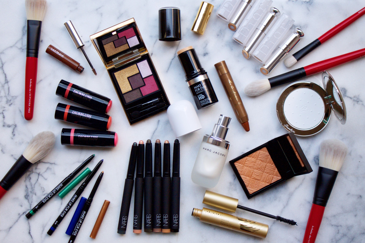 Best fall makeup products