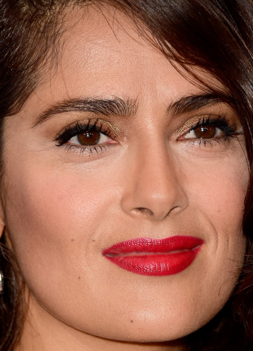 Salma Hayek, Variety Power of Women event, 2015