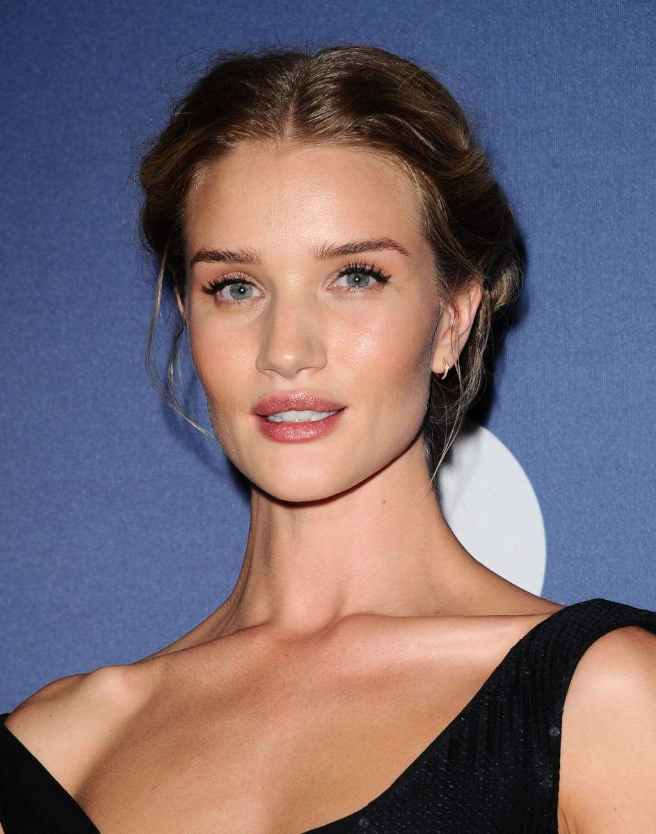 Rosie Huntington-Whiteley, Variety Power of Women event, 2015