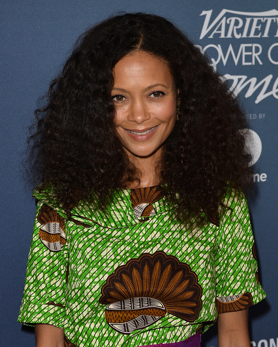 Thandie Newton, Variety Power of Women event, 2015