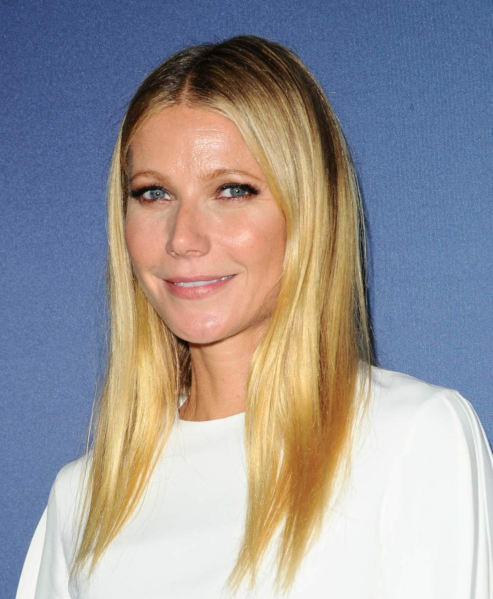 Gwyneth Paltrow, Variety Power of Women event, 2015