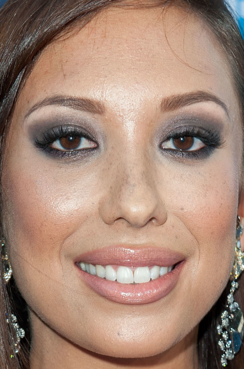 Cheryl Burke, Young Hollywood Awards 2014